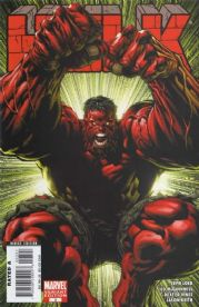 Hulk #3 Red David Finch Retail Variant Marvel comic book